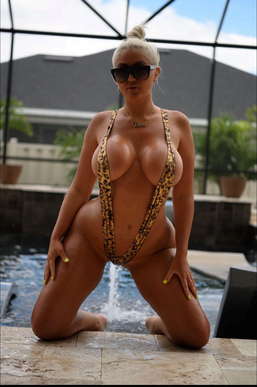 Danii Banks Nude
